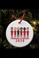 Liverpool Champions Of England 2020 Christmas Tree Decoration
