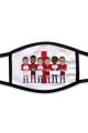 England Rugby Face Mask