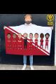 Liverpool 2021-2022 Football Flag High Quality