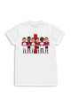 Rugby Union - England Squad - White T-Shirt