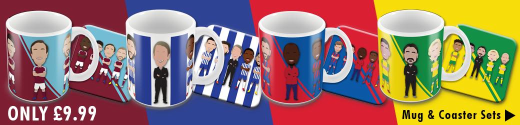 Mug & Coaster Sets