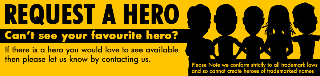 Request A Hero
