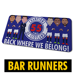 Bar Runners